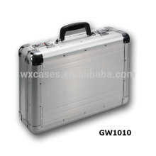 strong&portable aluminum metal suitcase from China manufacturer