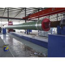 Maquinaria Zlrc do equipamento da máquina de enrolamento da tubulação do composto GRP da fibra de vidro / FRP