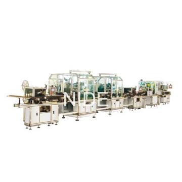 Kundenspezifische Motorarmatur Automatische Fertigungsanlage Montagelinie
