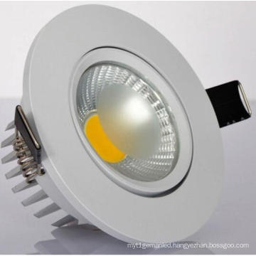 Hot Sell High Quality LED COB Downlight for Living Room
