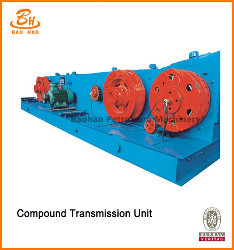 Compound Transmission Unit