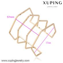 51633 xuping jewelry Simple designs Fashion bangle without stone