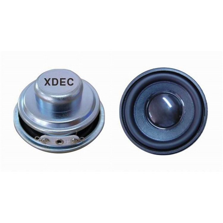 50mm Subround Sound Speaker Units