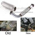 Manufactory Custom with Interlock Exhaust Flexible Pipe