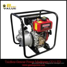 Selbstansaugende Pumpe Kreiselpumpe 3 Zoll Dieselmotor Wasserpumpe (ZH30DP)