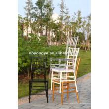 Stapeln Tiffany Hochzeit Stuhl