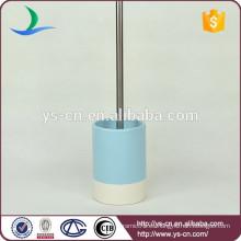YSb50044-01-tbh Diseño de bambú de gres titular del cepillo de tocador productos