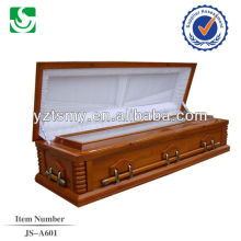 Cercueil en bois massif prix bas beau JS-A601