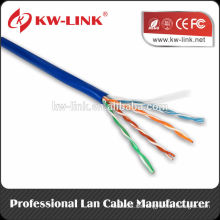 UTP CCA 24AWG Cat5e LAN Kabel, Fabrik Preis