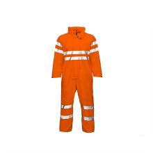 Safety Jacket High Visibility Work Protection Warning Reflective Clothing Jacket