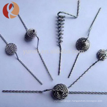 high purity 99.95% 0.02mm silver tungsten wire for with best price