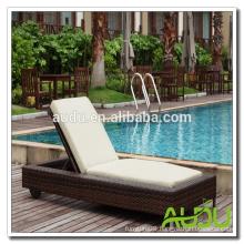 Audu Aluminium Florida Pool Wicker Outdoor Lounger