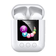 Remax Join Us TWS-19 Digital Player bt 5.0 Wireless Headphone 1.3 inch IPS display 8G memory Typec tws earbuds earphone