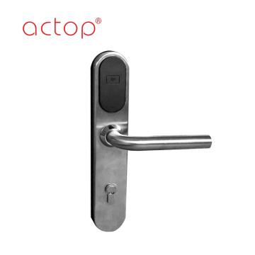 European Standard 304 stainless steel Sliver color door lock