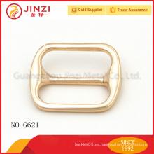 Hebilla de metal dorado claro paracord a la venta