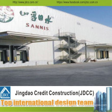 Large Span Steel Structure Warehouses
