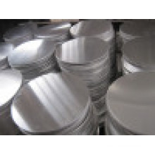Círculo de alumínio redondo quente Rolling DC para utensílios de cozinha