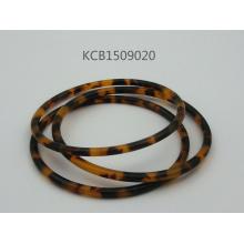 a Set Tortoise Leopard Bracelet
