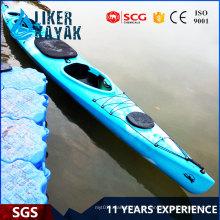 Kayak de oceano de assento duplo de qualidade superior fabricado na China