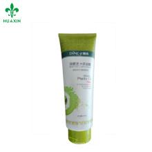 Tube cosmétique libre d'emballage de 120ml bpa, tube en plastique de lotion de corps pour le cosmétique,