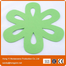 Good Selling Nonwoven Fabric Laser Cutting Placemat