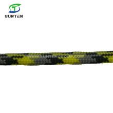 High Tenacity Polyester/Nylon/PP/Polypropylene/Polyamide/Plastic/Reflective/Rescue/Safety Single Braided Tent Rope