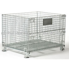 Global warehouse of medium duty wire container cages