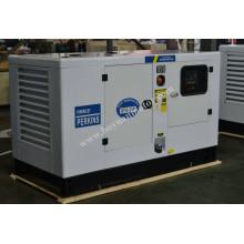 24kw Perkins Diesel Motor Open Type / Silent Typ Kleiner Tragbarer Generator