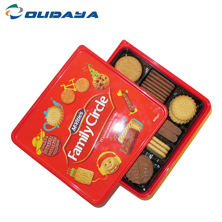 Container For Biscuit