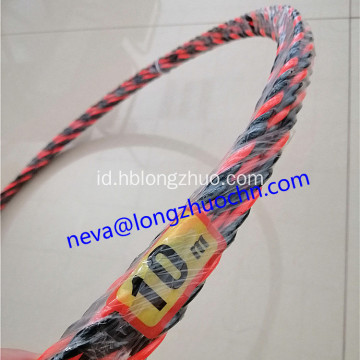 10m Braid Nylon Cable Penarik Ikan Tape