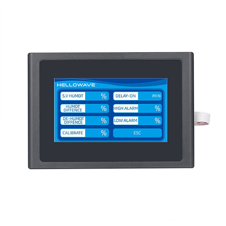 Hellowave Thermostat Controller für Labor