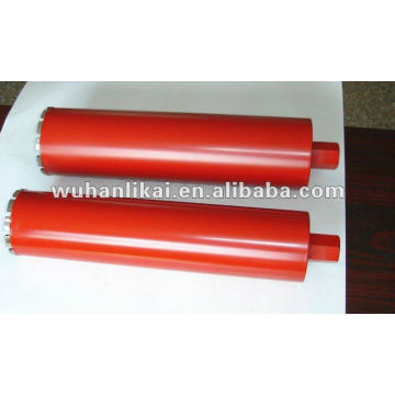 electroplated diamond drill