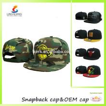 2015 promotional plain custom snapback sports hats and caps,fashionable hip top cap