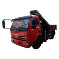 Caminhão de guindaste articulado DFAC 5T XCMG novo