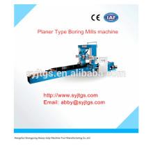 Planer Type Boring Mills preço da máquina à venda