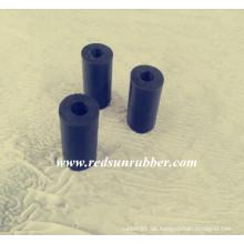 Kundenspezifischer zylinderförmiger harter Gummiblock