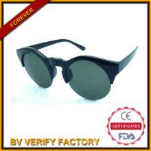 Handel mit Qualitätssicherung, Halbformat Cat Eye Sonnenbrille (F15477)