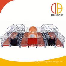 Hot-Dip Galvanized Pig Cage