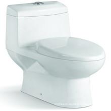 Nuevo lavabo de diseño washdown estilo una pieza (6513)