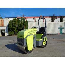 1 ton Two Wheel Road Roller Static Road