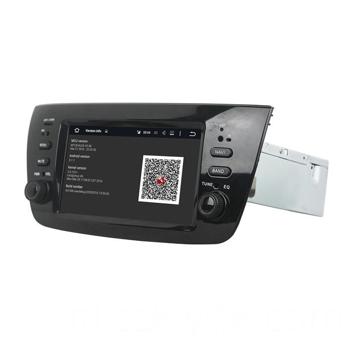 CAR VIDEO PLAYER FOR DOBLO 2010