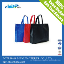 Non woven custom Polypropylene shopping tote bags