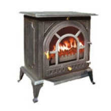 Cast Iron Solid Fuel Stove (FIPA 005) , Cast Iron Stove