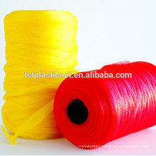 HDPE knitted sleeves tubular net packing in roll