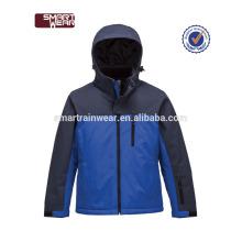 Jaqueta de esqui impermeável de inverno criança jaqueta