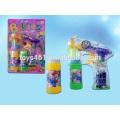 Tanks design bubble gun,Plastic bubble gun,Funny friction bubble gun toy,flashing bubble gun for kids with single bubble water