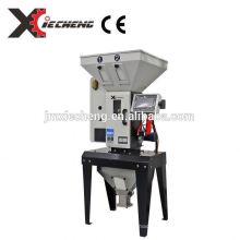 Plastic gravimetric volumetric system/gravimetric blender/gravimetric machine