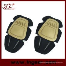Emerson Tan G3 série Pantalon tactique externe Kneepad tactique Combat Flanchard genouillères