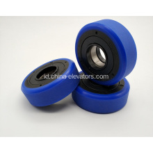 Step Roller untuk Hyundai Outdoor Escalators 76 * 25 * 6204