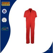 2016 roten Einteiler billige Arbeit Kleidung Sommer Anzüge für Männer